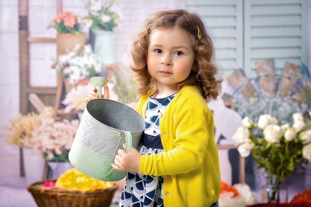 sedinta foto de Paste în studio in Bucuresti - sedinte foto copii